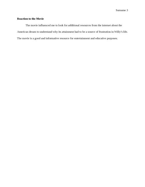 Death of a Salesman 1985 - Page 3