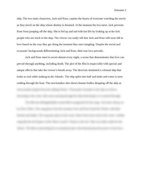 The titanic movie - Page 2