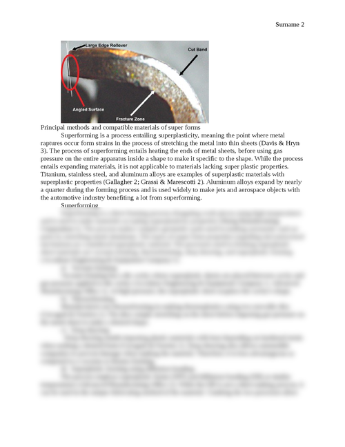 Superforming – Advances in Forming Technology - Page 2