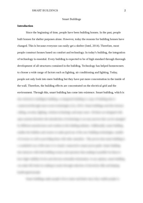 Smart Buildings - Page 2