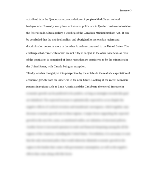 The Americas (minus the USA), & the Caribbean Nations - Page 3
