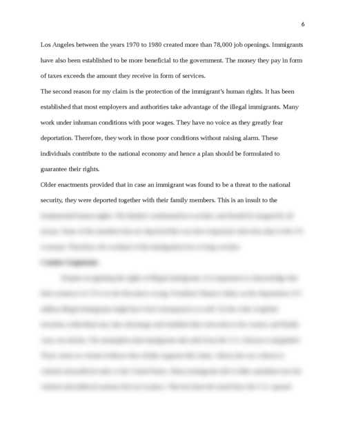 Immigration Law Reform - Page 6