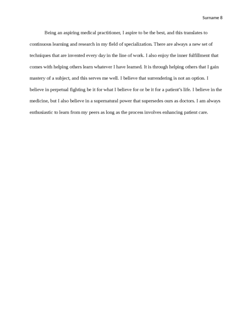 Personal Portfolio - Page 8