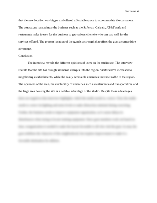 Architecture, Building, and Planning Project Report - Page 4