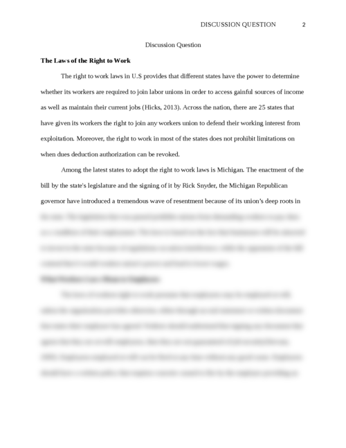 The Laws of the Right to Work - Page 2