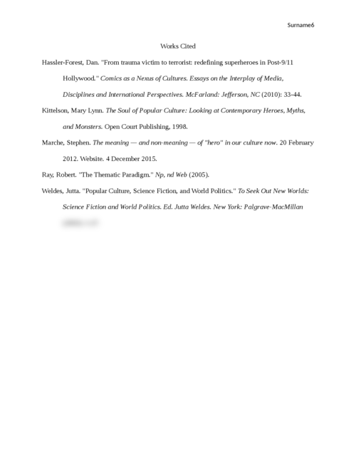 Hero Figure In American TV Shows or Films - Page 6