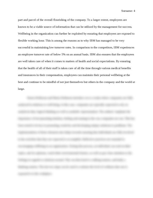 Flourishing Company after Crisis - Page 4