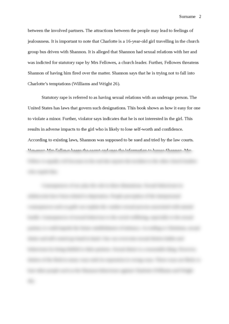 Consequences of Sexual Relations - Page 2
