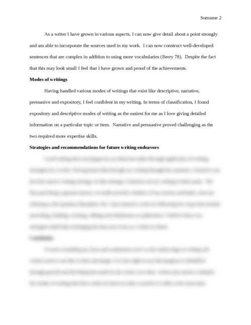 Fears and weaknesses when it comes to writing process - Page 2
