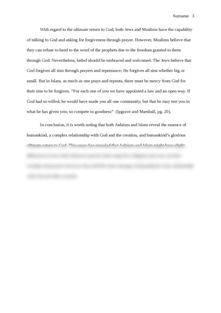 Islam and Judaism - Page 3