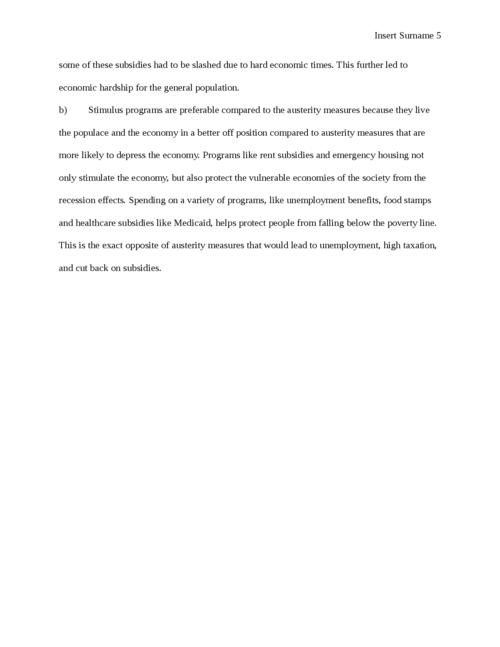 Economics Homework Questions - Page 5