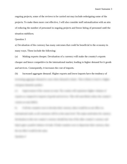Economics Homework Questions - Page 3