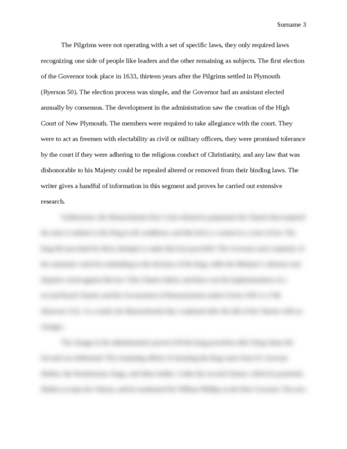 """Book Review:  """"The Loyalists of America Their Times From 1620-1816 vol 1"""" - Page 3"""