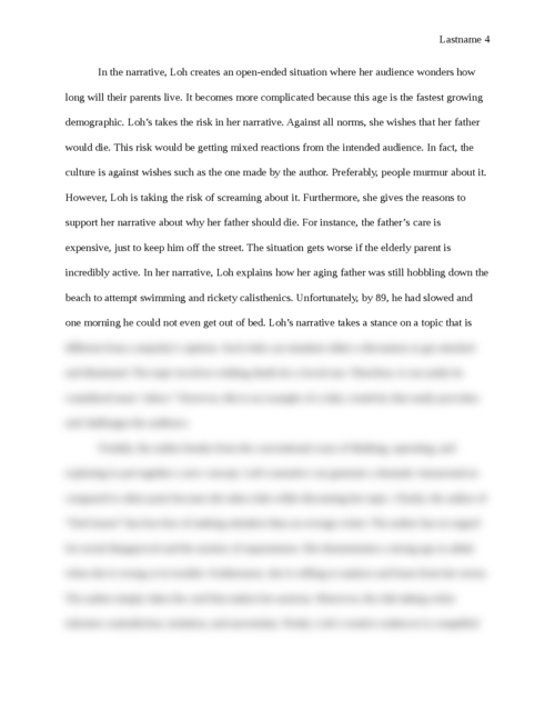 Risks taken by the writers - Page 4