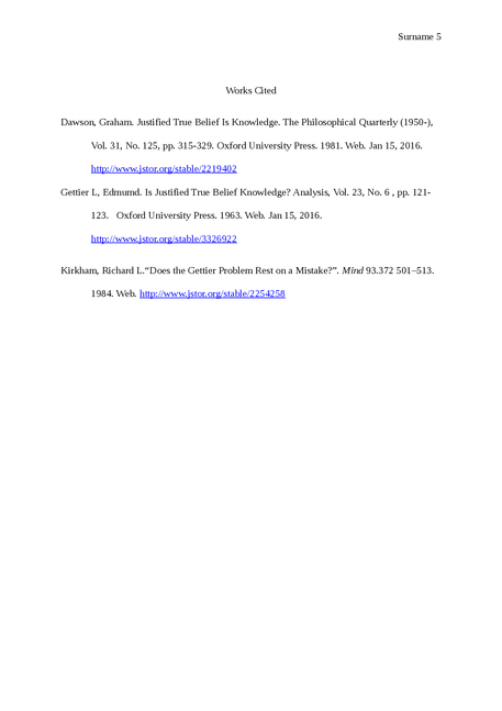 University of chicago annotated bibliography