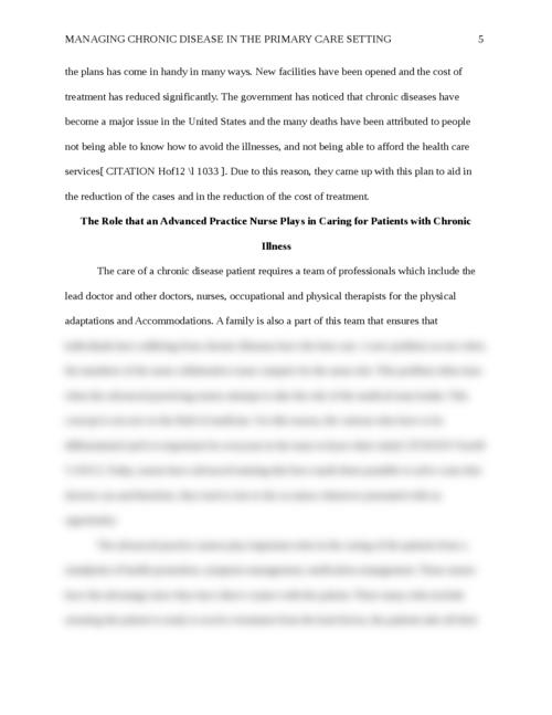 Sample ab initio written assignment