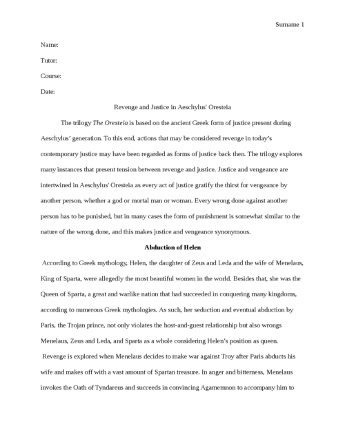 Hunter plant essay