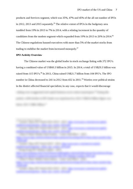 An Empirical Comparison the IPO Market of the US and China for the Past 5 Years. - Page 7