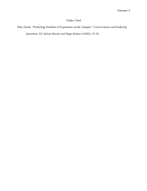 Protecting Freedom of Speech - Page 4