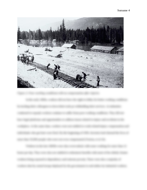 Essay: Important Issues in American History - Page 4