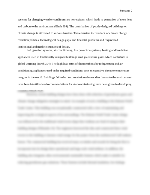 Building design and climate change - Page 2