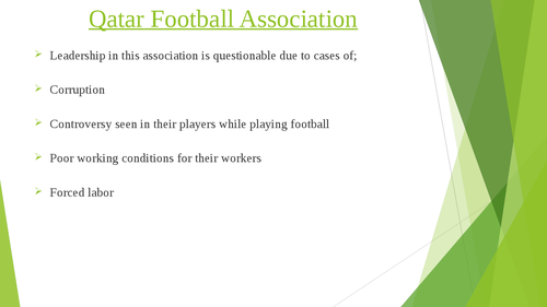 Governance of Arab Football: case studies of Qatar and Jordan - Page 10