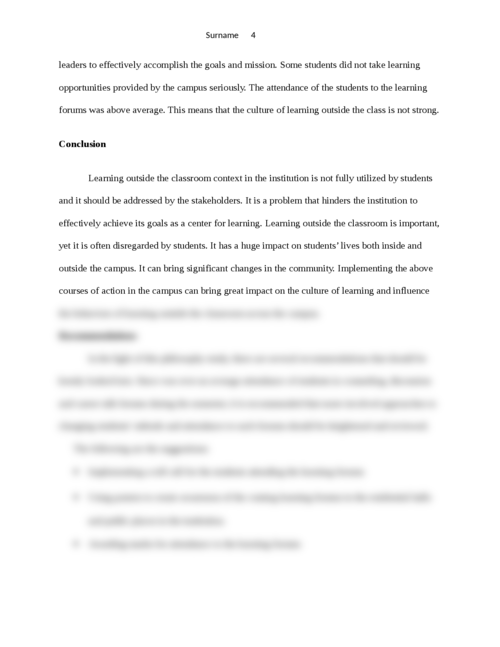 Learning Outside the Classroom Context Philosophy - Page 4