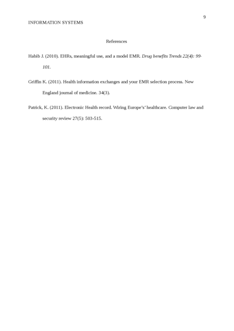 Nurse Director Interview question on electronic health records (EHR) - Page 9