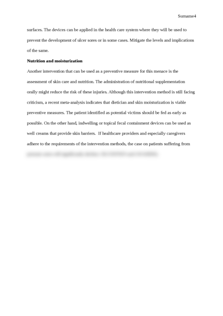 Pressure Ulcers - Page 4