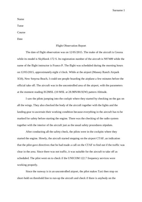 Observation essays description dissertation objectives