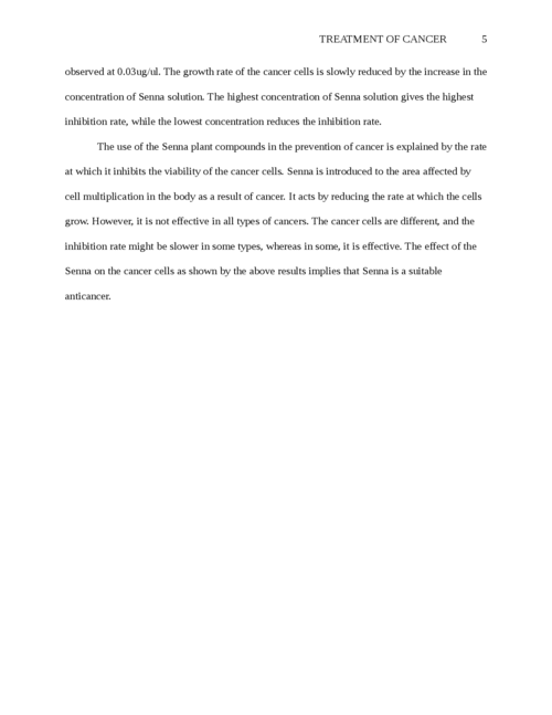 Treatment of Cancer - Page 5