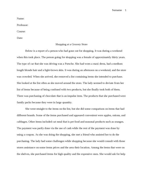 Legalization essay