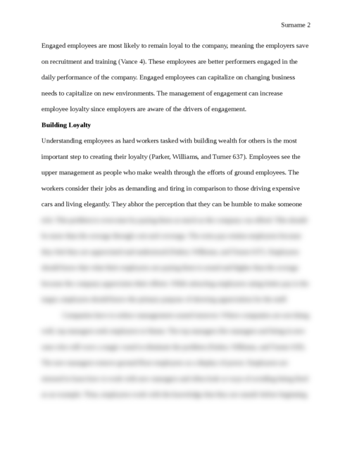 Motivation and Job Satisfaction - Page 2