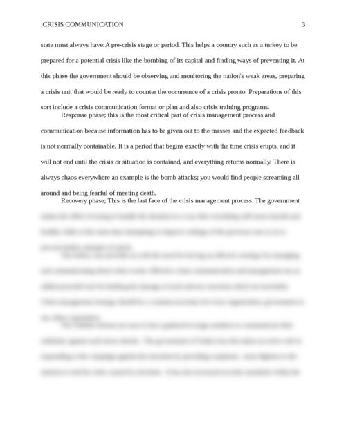 Crisis Communications - Page 3