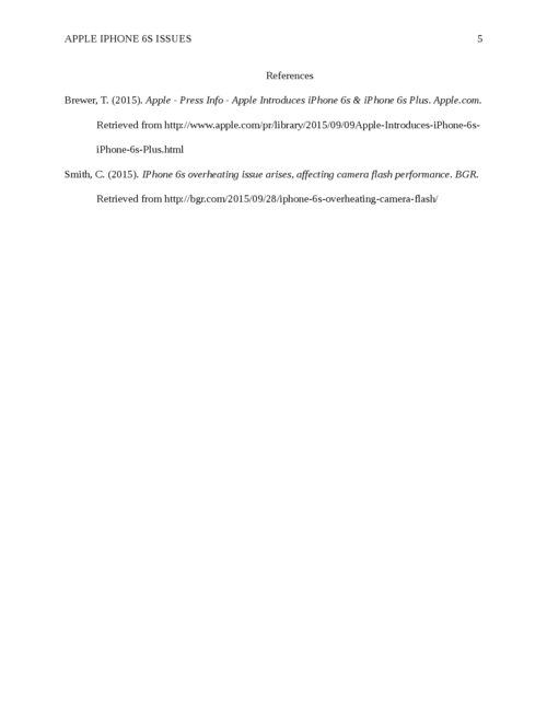 Apple - Iphone 6s Issues - Page 5