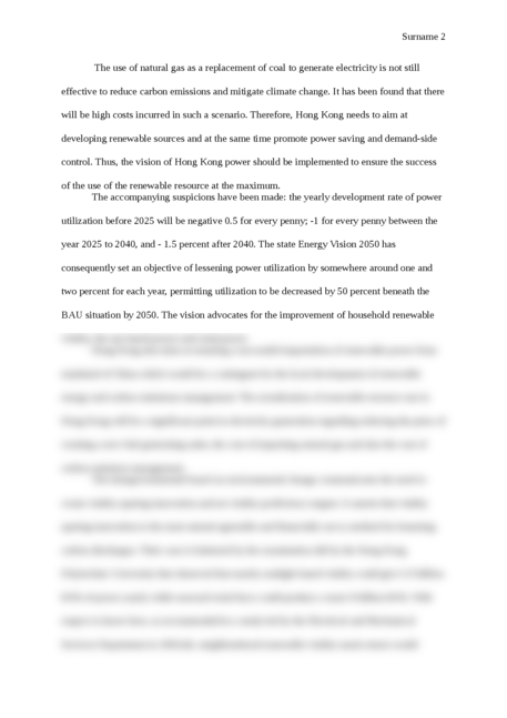 Application of a Renewable Resource in Hong Kong Between 2011- 2050 - Page 2