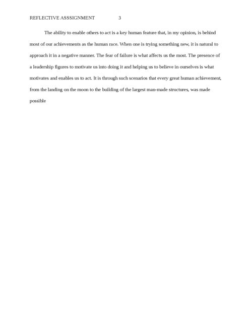 Reflective Assignment - Page 3