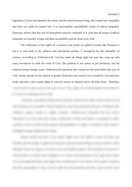 The Idea of Reason in the Works of Rousseau - Page 3