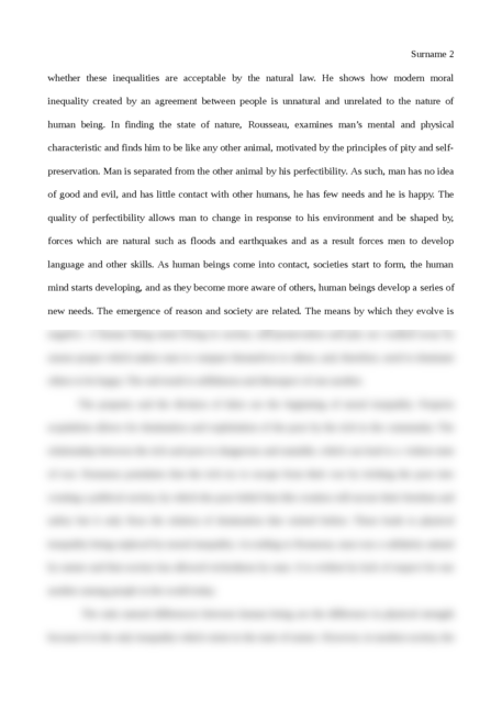 The Idea of Reason in the Works of Rousseau - Page 2