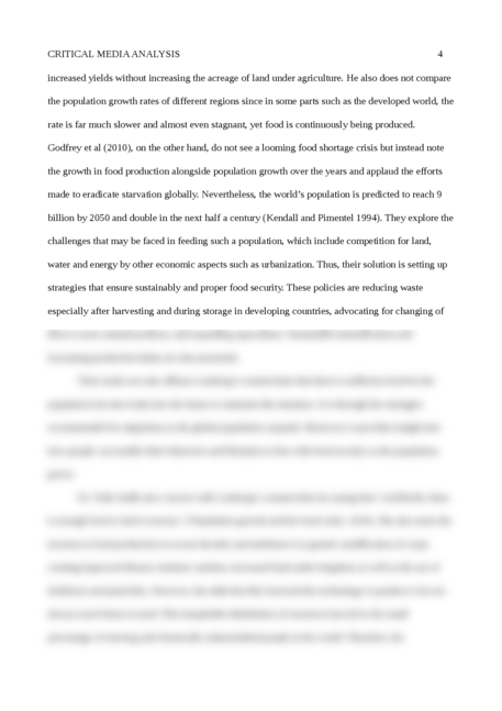 Critical Media Analysis - Page 4