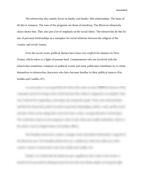 The Role of Mass Media in Latin America - Page 4