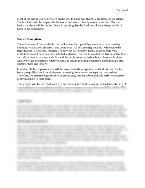 Short Reports: Informal, Unsolicited Proposal  - Page 2