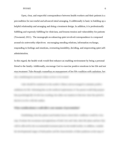 PSY605 End-of-Life Case Scenarios Case 1: - Page 6