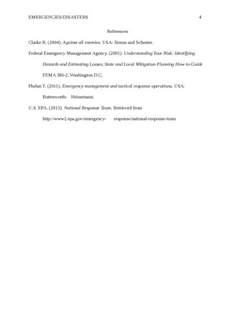 Emergencies/Disasters - Page 4