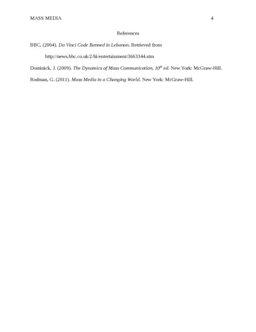 Mass Media - Page 4
