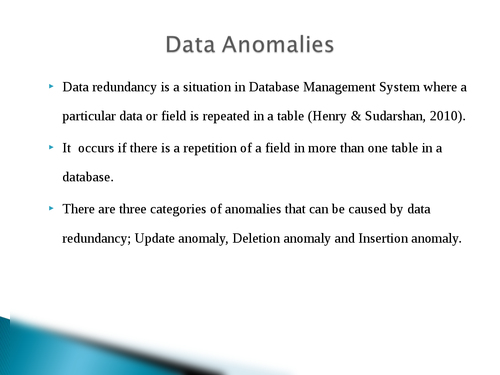 Database Management Systems (DBMS) - Page 8