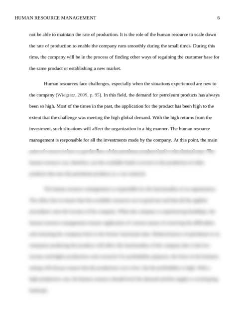 HR305: HR ISSUE RESEARCH PAPER AND PRESENTATION PROJECT - Page 6
