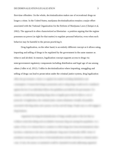 Decriminalization/Legalization - Page 3