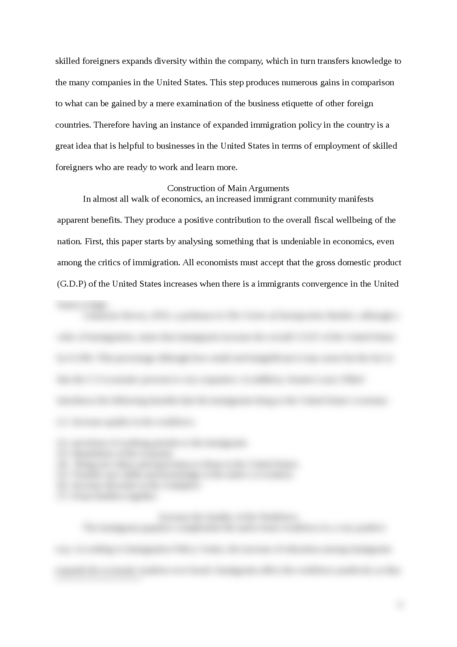 Immigration Reform in America - Page 5