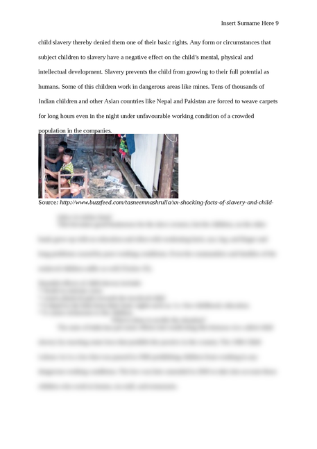 Child Slavery in India - Page 9